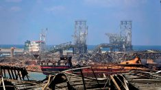 Fiscal libanés toma declaración a responsables en investigación de explosión