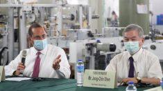 Secretario de Salud de EE.UU. compara respuestas a la pandemia de Taiwán y China