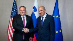 EE.UU. y Eslovenia firman un acuerdo sobre seguridad de la red 5G que excluye a Huawei