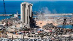 Autoridades libanesas encuentran más nitrato de amonio en el puerto de Beirut