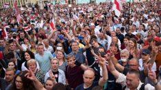 """La Unión Europea anuncia sanciones por elecciones """"fraudulentas"""" en Bielorrusia"""