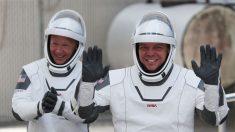 Los astronautas de la histórica misión de SpaceX se preparan para regresar a la Tierra