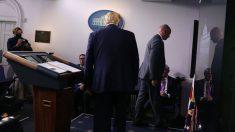 Trump: No está claro si el sospechoso del disparo cerca a la Casa Blanca tuvo malas intenciones