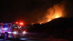 Incendios forestales se propagan rápidamente y destruyen más de 73,000 acres en 3 estados