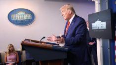 Corte aprueba solicitud de Trump de retrasar la citación por sus declaraciones de impuestos