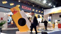 Acciones de Kodak caen tras suspensión de préstamo por acusaciones de uso de información privilegiada