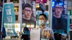 El pedido de sanciones de activista hongkonés gana respaldo en el Parlamento del Reino Unido
