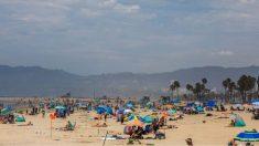 Ola de calor extremo rompe docenas de récords en el oeste de EE.UU.