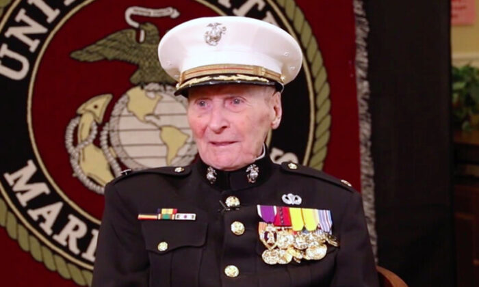 (Sargento Courtney G. White/Cuerpo de Marines de EE.UU.)