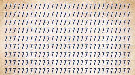 Desafío de 30 segundos: ¿qué tan rápido puedes encontrar al número intruso en este acertijo?