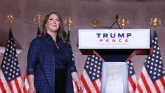 """""""Estados Unidos, Tierra de Promesas"""": los republicanos celebran los logros de Trump durante la RNC"""