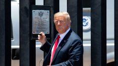 Corte dictamina que demócratas del Congreso pueden demandar a Trump por fondos del muro fronterizo