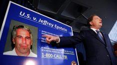Jueza acuerda que guardias que vigilaban a Epstein no sean procesados