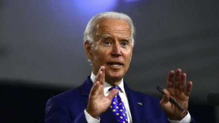 Biden no viajará a Milwaukee para aceptar la nominación presidencial demócrata