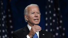 """Biden condena los disturbios en Kenosha: """"Quemar comunidades no es protestar"""""""