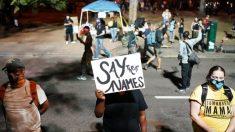 Policía dice que las protestas fueron pacíficas durante la noche en Portland