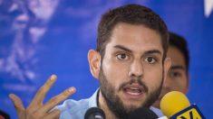 Otorgan casa por cárcel al opositor venezolano Requesens tras 752 días preso