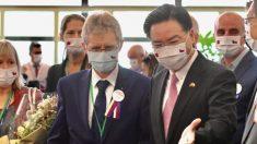 Amenazas de Beijing contra senador checo que visita Taiwán provocan rechazo en República Checa
