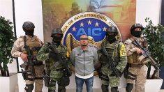 Capturan a El Marro, líder de poderoso Cártel en México junto a 8 ayudantes y una mujer secuestrada