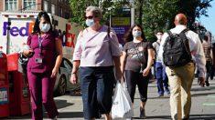 La pandemia causa depresión y ansiedad en los estadounidenses, según encuesta de los CDC