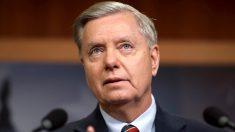 """Graham dice que """"no hay dudas"""" con la ciudadanía estadunidense de Kamala Harris"""