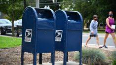 Arrestan a un cartero del USPS por presuntamente tirar correspondencia, incluyendo boletas electorales