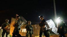 Disminuyen las manifestaciones en Kenosha y permanecen pacíficas durante la noche