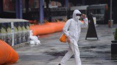 La ciudad de NY establece puntos de control en un intento por limitar la propagación del virus PCCh
