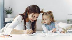 4 trucos para enseñarle modales a niños pequeños