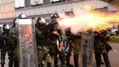 Reino Unido detiene entrenamiento de la policía de Hong Kong
