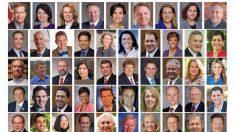 49 legisladores de Virginia piden fin a la tortura y sustracción de órganos de Falun Dafa en China