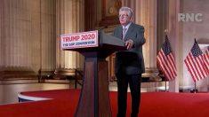 """Empresario de origen cubano advierte sobre """"promesas vacías"""" del socialismo en convención republicana"""