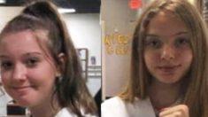 Autoridades de Texas emiten una alerta AMBER para dos hermanas jóvenes del Condado de Palo Pinto