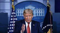 Trump: la temporada de fútbol americano universitario debe seguir adelante