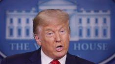 """Trump: La imputación del abogado """"corrupto"""" del FBI es """"solo el comienzo"""""""