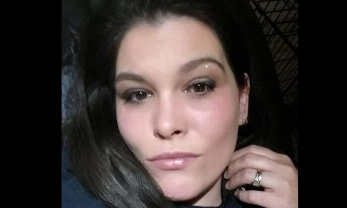 Rebecca Hoover (Facebook / selfie)