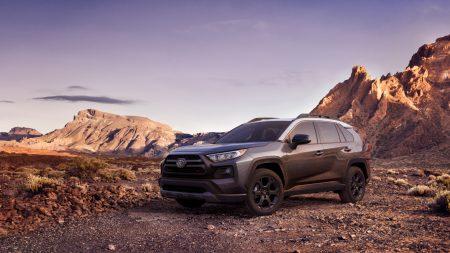 Nuevo RAV4 TRD Off-Road, para aventuras… pero sin excesos