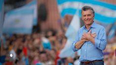 Extirpan con éxito un pólipo benigno al expresidente argentino Mauricio Macri