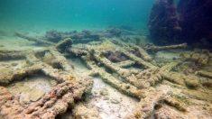 Hallan en aguas de Yucatán naufragio que transportó esclavos mayas