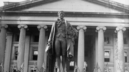 Contemplen la belleza: Alexander Hamilton y la humanidad de las estatuas cívicas