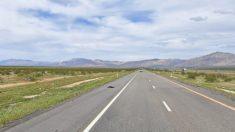 Heroica enfermera atiende 10 víctimas de accidente en vía del desierto de Arizona bajo sol abrasador