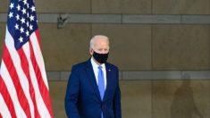 Biden insta a los republicanos del Senado a no votar por el candidato a la Corte Suprema