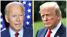 Anuncian a los moderadores para los debates presidenciales entre Trump y Biden