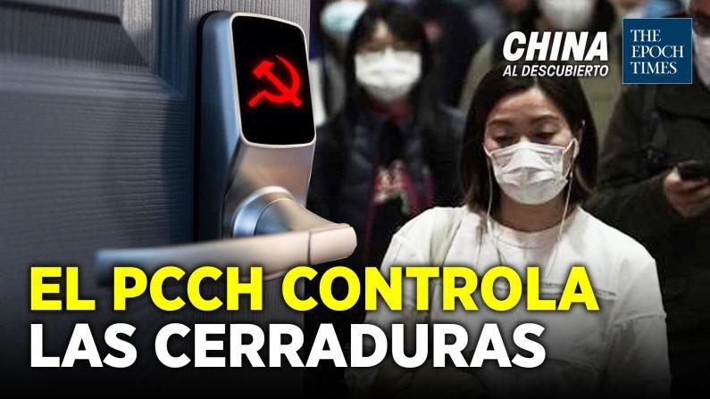 El PCCh controla la población con herramientas inteligentes. (China al Descubierto/The Epoch Times en Español)
