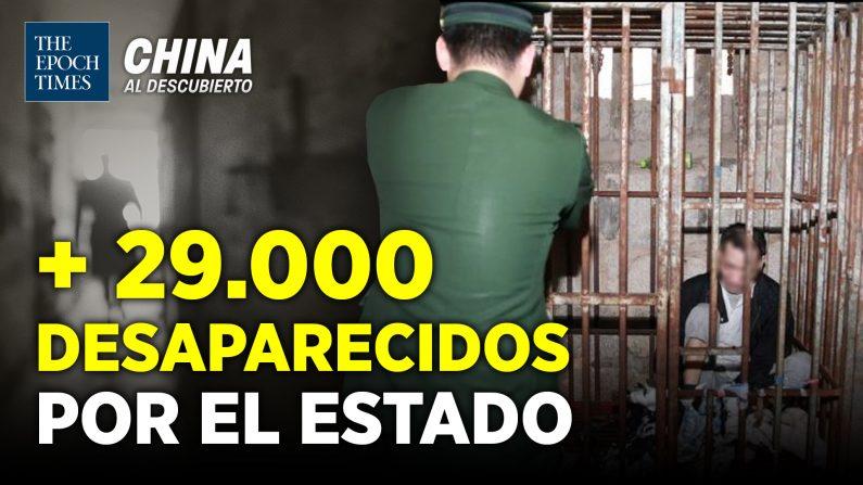 """Desaparecidos en China bajo los """"secuestros estatales"""" (China al Descubierto/The Epoch Times en Español)"""
