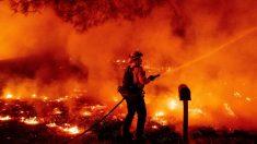 Humo de los incendios forestales en el oeste ha recorrido miles de millas hasta Nueva York
