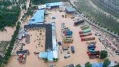 La mala gestión de las autoridades chinas provocaron graves inundaciones, dice ciudadano