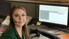 Operadora del 911 del condado Flagler, de 21 años, ayuda a salvar dos vidas en menos de una hora