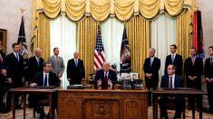 Trump anuncia que Serbia y Kosovo normalizan sus relaciones económicas