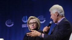 Bill y Hillary Clinton reaccionan al intento del GOP de nombrar un juez para la Corte Suprema